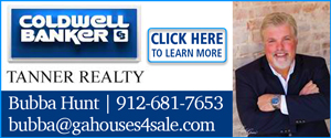 COLDWELL BANKER-TANNER REALTY