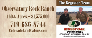 Mossy Oak Properties Colorado Mountain Realty