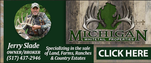 Michigan Whitetail Properties