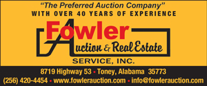 Fowler Auction & Real Estate Service, Inc.
